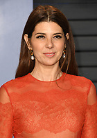 04 March 2018 - Los Angeles, California - Marisa Tomei. 2018 Vanity Fair Oscar Party hosted following the 90th Academy Awards held at the Wallis Annenberg Center for the Performing Arts. <br /> CAP/ADM/BT<br /> &copy;BT/ADM/Capital Pictures