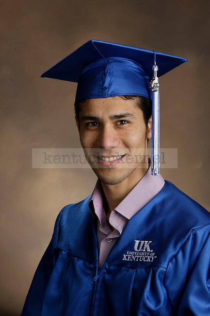 Mahmood, Osamah photographed during the Feb/Mar, 2013, Grad Salute in Lexington, Ky.