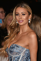 Olivia Attwood attending the National Television Awards 2018 at The O2 Arena on January 23, 2018 in London, England. <br /> CAP/Phil Loftus<br /> &copy;Phil Loftus/Capital Pictures
