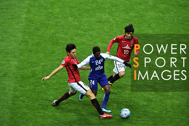 URAWA RED DIAMONDS (JPN) - AL HILAL SFC (KSA) AFC Champions League Semi Final of at the Saitama Stadium 2002, Saitama ,  on  25 Nov 2017 in SAITAMA,Japan<br /> Photo by Takehiko Noguchi/Agence SHOT