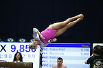 2015 BYU Women's Gymnastics vs Boise State, Denver