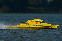 "Scott Liddycoat, NM-30 ""Pennzoil Big Bird"" (National Mod hydroplane(s)"