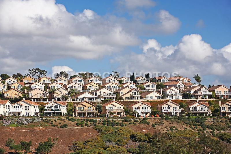Laguna Niguel Real Estate on a Hillside
