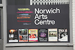 Norwich Arts centre, Norwich, Norfolk, England