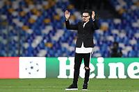 Marek Hamsik<br /> Napoli 10-12-2019 Stadio San Paolo <br /> Football Champions League 2019/2020 Group E<br /> SSC Napoli - KRC Genk<br /> Photo Cesare Purini / Insidefoto