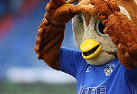 Oldham athletic Mascot during the Sky Bet League 1 match between Oldham Athletic and Rotherham United at Boundary Park, Oldham, England on 13 January 2018. Photo by Juel Miah / PRiME Media Images.