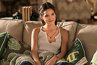 Life of the Party (2018) <br /> Adria Arjona<br /> *Filmstill - Editorial Use Only*<br /> CAP/MFS<br /> Image supplied by Capital Pictures