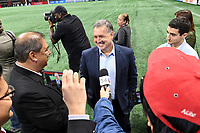 Atlanta, Georgia - Monday, October 23, 2017. Major League Soccer announced their 2018 All Star Game will be hosted by Atlanta United at Mercedes Benz Stadium.