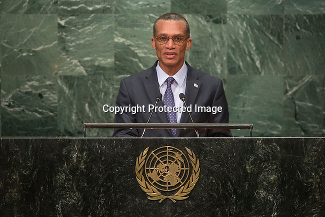Trinidad and Tobago<br /> H.E. Mr. Denis Moses<br /> Minister for Foreign Affairs<br /> <br /> General Assembly Seventy First Session: 23rd plenary meeting