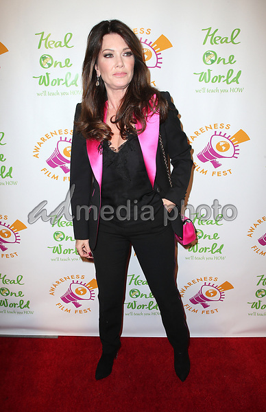 "05 October 2017 - Los Angeles, California - Lisa Vanderpump. ""The Road To Yulin And Beyond"" Los Angeles Premiere. Photo Credit: F. Sadou/AdMedia"