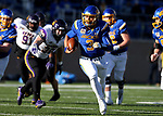 BROOKINGS, SD - DECEMBER 2: Taryn Christion # 3 from South Dakota State breaks loose for a gain against Northern Iowa during their FCS Division 1 playoff game Saturday afternoon at Dana J. Dykhouse Stadium in Brookings, SD. (Photo by Dave Eggen/Inertia)