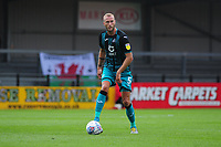 Mike van der Hoorn of Swansea City in action during the pre season friendly match between Exeter City and Swansea City at St James Park in Exeter, England, UK. Saturday, 20 July 2019
