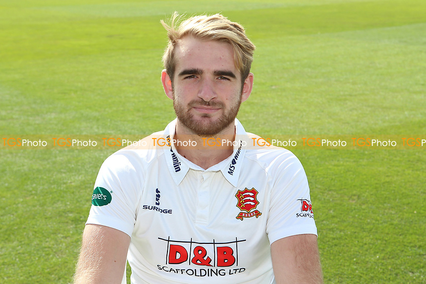 Paul Walter of Essex in Specsavers County Championship kit during the Essex CCC Press Day at The Cloudfm County Ground on 5th April 2017