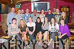 Night Out: Members of the Kerry Crusaders who took part in the Rumble in Listowel Boxing night celebrating their success at Tankers Bar, Listowel on Saturday night last...Names to follow.