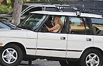 September 22nd  2012    Exclusive <br /> <br /> Pamela Anderson driving in Malibu California with new guy.  NO makeup on <br /> <br /> AbilityFilms@yahoo.com<br /> 805 427 3519<br /> www.AbilityFilms.com