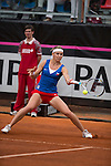 Lucie SAFAROVA (CZE) | FED CUP 2013, World Group Semifinals :: ITA vs CZE :: 1st day - Apr, 20th 2013.