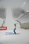 FIS Nordic Combined World Cup Ski Jumping Trial Round Saturday  - Oslo