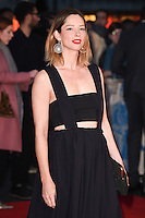 "Sienna Guillory<br /> at the London Film Festival 2016 premiere of ""Free Fire at the Odeon Leicester Square, London.<br /> <br /> <br /> ©Ash Knotek  D3182  16/10/2016"
