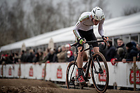 Jens Adams (BEL/Hollebeekhoeve)<br /> <br /> Elite + U23 Men's Race<br /> CX GP Leuven (BEL) 2020<br />  <br /> ©kramon