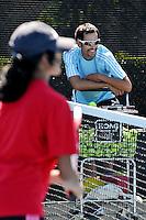 Harker Summer Tennis Camp 2010..Photo by Devin Nguyen