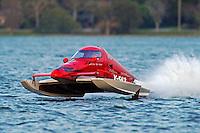 """Mike Webster, Y-563 """"Lobster Boat""""  (1 Litre MOD hydroplane(s)"""