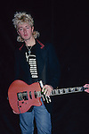 Brian Setzer - Performing Live April 1986