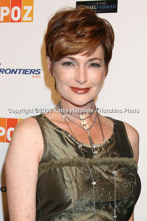Carolyn Hennesy  arriving at the SOAPS IN THE CITY soap website launch party  in West Hollywood, CA.October 16, 2008.©2008 Kathy Hutchins / Hutchins Photo...                .