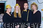 Emma Cronin, Eliza Buckley, Conor Brosnan and Brid O'Shea Killarney Macra at the Munster Macra variety finals in Killarney on Saturday