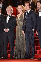 """Philip Kaufman, Nicole Kidman and Clive Owen attending the """"Hemingway and Gellhorn"""" Premiere during the 65th annual International Cannes Film Festival in Cannes, France, 25.05.2012...Credit: Timm/face to face /MediaPunch Inc. ***FOR USA ONLY***"""