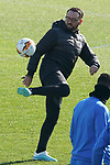 Getafe's coach Jose Bordalas during training session. February 19,2020.(ALTERPHOTOS/Acero)