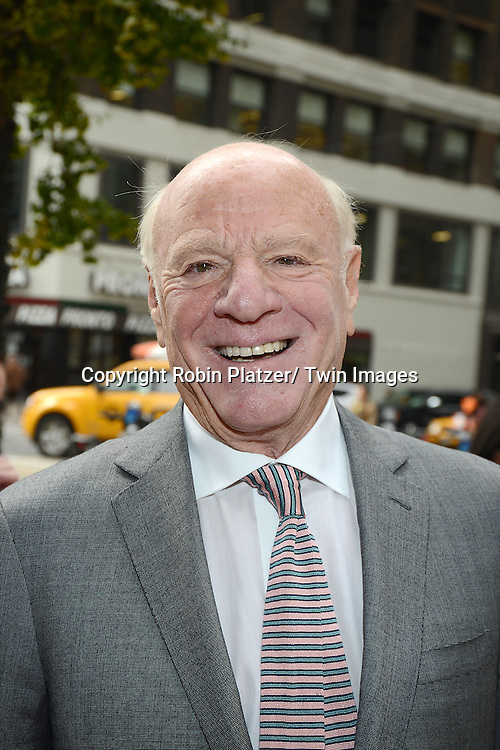 honoree Barry Diller attends the 11th Annual Giants of Broadcasting Luncheon<br /> presented by the Library of American Broadcasting on <br /> October 16, 2013 at Gotham Hall in New York City