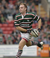 Leicester, ENGLAND.  Andy Goode, Guinness Premiership Semi-Final. Leicester Tigers vs London Irish, at Welford Road, 05.2006. © Peter Spurrier/Intersport-images.com,  / Mobile +44 [0] 7973 819 551 / email images@intersport-images.com.   [Mandatory Credit, Peter Spurier/ Intersport Images].14.05.2006