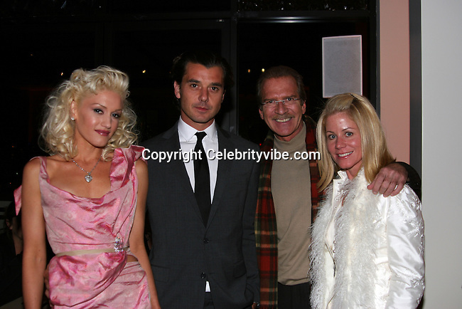 "Gwen Stefani and Gavin Rossdale with Pat O'Brien..""The Aviator"" Los Angeles Premiere Post Party..The Annex..Hollywood, CA, USA..Wednesday, December 1, 2004..Photo By CelebrityVibe.com..To license this image please call (212) 410 5354; or .Email: CelebrityVibe@gmail.com ; .website: www.CelebrityVibe.com"
