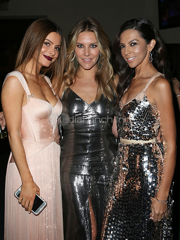PASADENA, CA - April 30: Maria Menounos, Charissa Thompson, Terri Seymour, At 44th Annual Daytime Emmy Awards Roaming At The Pasadena Civic Auditorium In California on April 30, 2017. Credit: FS/MediaPunch