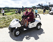 30th September 2017, Windross Farm, Auckland, New Zealand; LPGA McKayson NZ Womens Open, third round;  Qatar Airways staff
