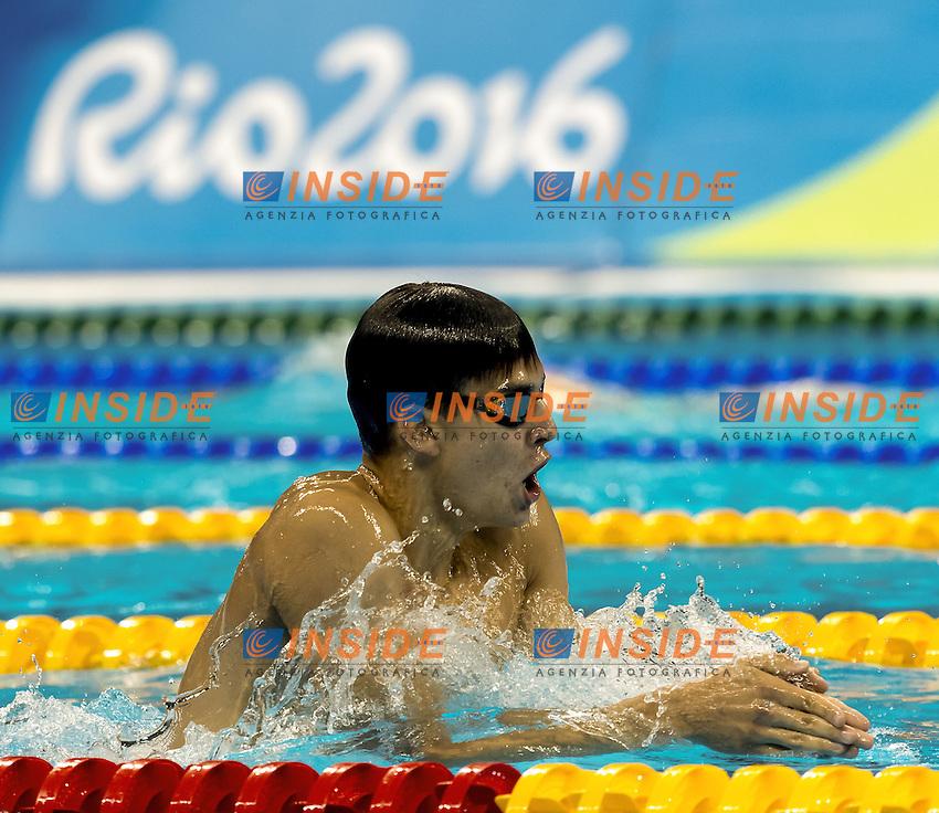 BREAST<br /> Traning<br /> Rio de Janeiro 06-08-2016 XXXI Olympic Games <br /> Olympic Aquatics Stadium <br /> Swimming 04/08/2016<br /> Photo Giorgio Scala/Deepbluemedia/Insidefoto