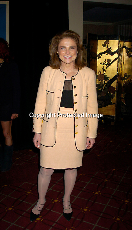 Tovah Feldshuh  in Chanel suit