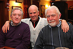 Raymond Wolfe, Sean Hoey and Christopher McCormack celebrating New Years Eve in Hanrattys...(Photo credit should read www.newsfile.ie)....This Picture has been sent you under the conditions enclosed by:.Newsfile Ltd..The Studio,.Millmount Abbey,.Drogheda,.Co Meath..Ireland..Tel: +353(0)41-9871240.Fax: +353(0)41-9871260.GSM: +353(0)86-2500958.email: pictures@newsfile.ie.www.newsfile.ie.
