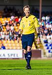 Uppsala 2014-06-26 Fotboll Superettan IK Sirius - IFK V&auml;rnamo :  <br /> domare Lars Olsson <br /> (Foto: Kenta J&ouml;nsson) Nyckelord:  Superettan Sirius IKS Studenternas IFK V&auml;rnamo portr&auml;tt portrait