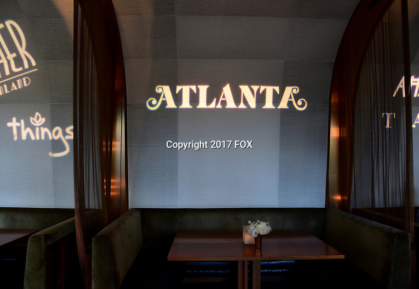 LOS ANGELES, CA - SEPTEMBER 16: Behind the scenes at the FX Networks and Vanity Fair 2017 Primetime Emmy Nominee Celebration at Craft LA on September 16, 2017 in Los Angeles, California. (Photo by Scott Kirkland/FX/PictureGroup)