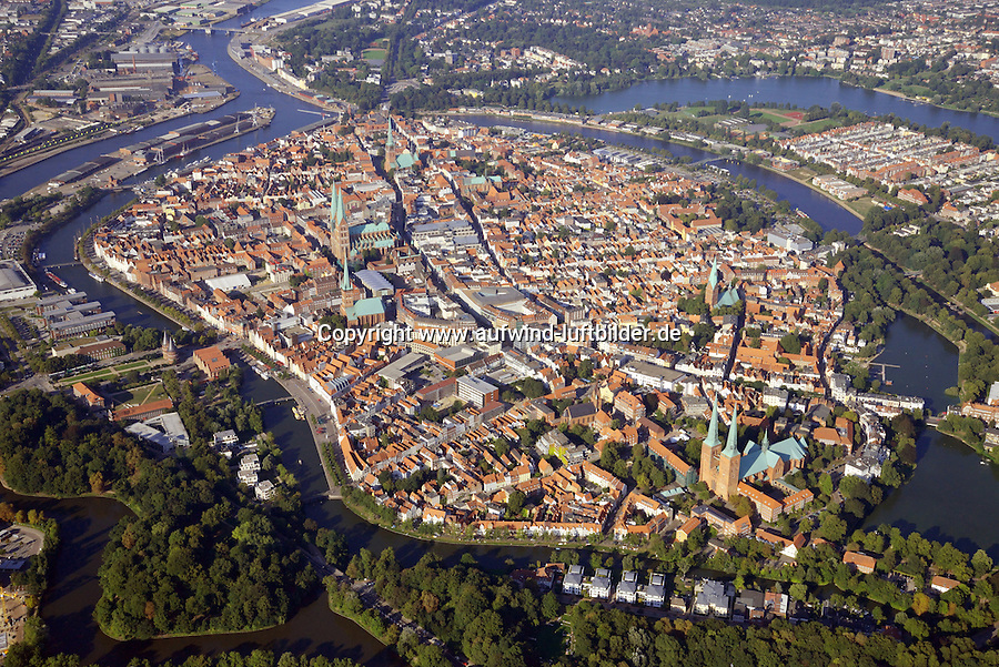 Luebeck: EUROPA, DEUTSCHLAND, SCHLESWIG- HOLSTEIN, LUEBECK, (GERMANY), 06.09.2013: Luebeck