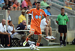 19 May 2012: Carolina's Nick Zimmerman. The Carolina RailHawks and the Puerto Rico Islanders played to a 1-1 tie at WakeMed Soccer Stadium in Cary, NC in a 2012 North American Soccer League (NASL) regular season game.