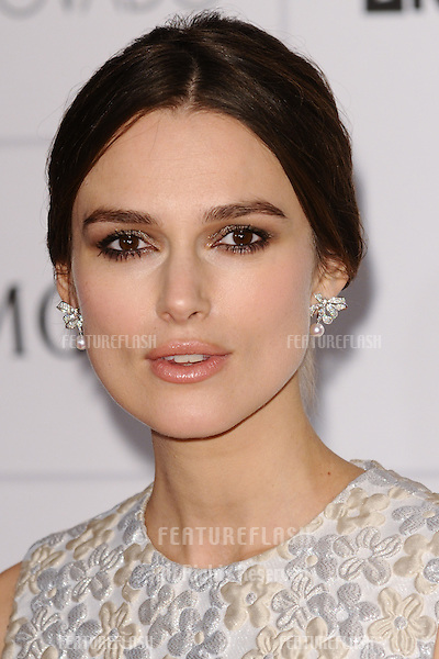 Keira Knightley arriving for the British Independent Film Awards 2014 at Old Billingsgate, London. 07/12/2014 Picture by: Steve Vas / Featureflash