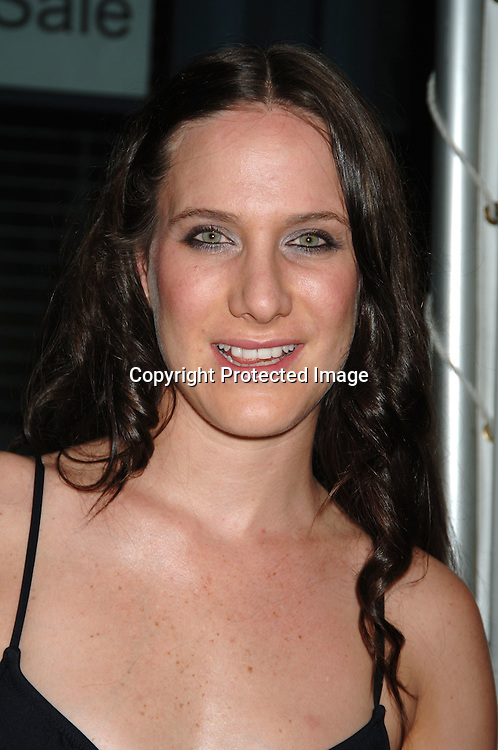 "Kara Janx from Project Runaway..at The Entertainment Weekly's Annual "" Must List"" Party ..on June 22, 2006 at Buddha Bar. ..Robin Platzer, Twin Images"