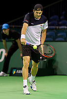 13-02-14, Netherlands,Rotterdam,Ahoy, ABNAMROWTT, Tommy Haas(GER)<br /> Photo:Tennisimages/Henk Koster