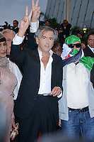 """Bernard-Henri Levy attending the """"Cosmopolis"""" Premiere during the 65th annual International Cannes Film Festival in Cannes, France, 25.05.2012...Credit: Timm/face to face /MediaPunch Inc. ***FOR USA ONLY***"""