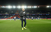 Soccer Football - Champions League - Round of 16 Second Leg - Paris St Germain v Borussia Dortmund - Parc des Princes, Paris, France - March 11, 2020  Paris St Germain's Kylian Mbappe during the warm up before the match   <br /> Photo Pool/Panoramic/Insidefoto