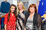 Attending the fashion show fundraiser in Carraig Donn for the Chemotherapy Unit in UHK on Friday. L to r: Chantelle O'Sullivan, Karen O'Carroll and Helen Tobin.