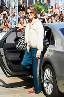 20 September 2016 - San Sebastian, Spain - Sigourney Weaver arriving at the 64th San Sebastian Film Festival. Photo Credit: PPE/face to face/AdMedia