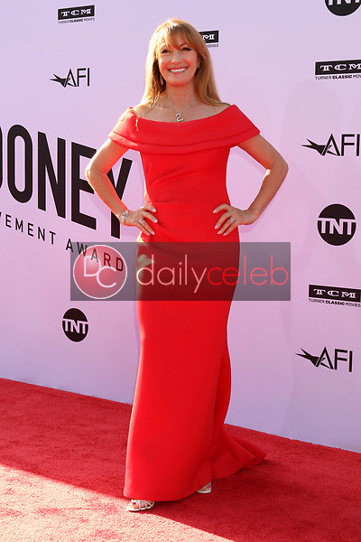 Jane Seymour<br /> at the American Film Institute Lifetime Achievement Award to George Clooney, Dolby Theater, Hollywood, CA 06-07-18<br /> David Edwards/DailyCeleb.com 818-249-4998